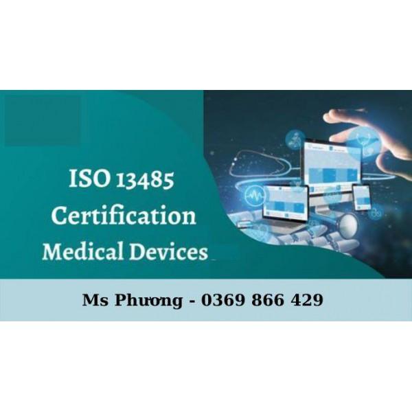 HỆ THỐNG ISO 13485:2016 CHO THIẾT BỊ Y TẾ SẢN XUẤT TRONG NƯỚC